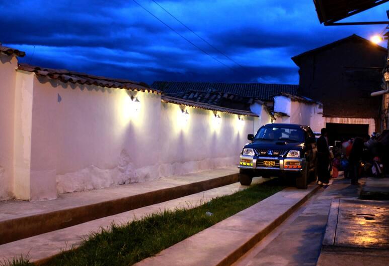 Inka Club Hostel, Cusco, Exterior