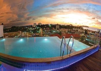 Fotografia do C'haya Hotel em Kota Kinabalu