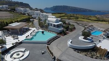 Foto van Oia Sunset Villas in Santorini