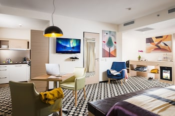 布達佩斯博 33 家庭套房飯店的相片