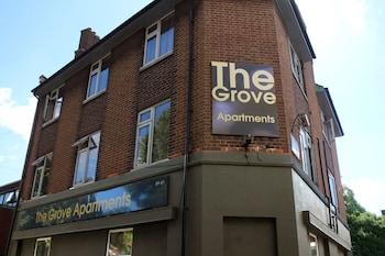 Londra bölgesindeki Grove Hotel resmi