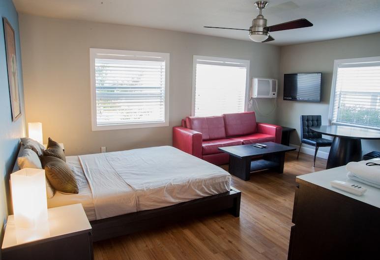 Sun Beach Inn, Hollywood, Superior Double Room, Guest Room View