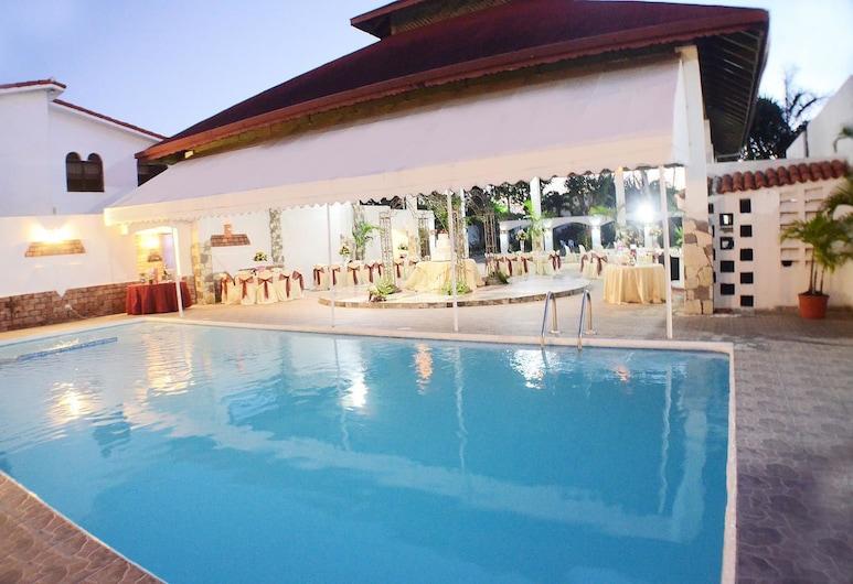 Hotel Tropicana, Santo Domingo Este, Piscina Exterior