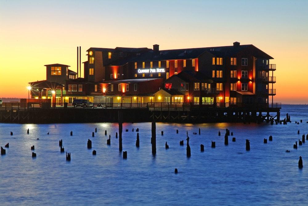 Cannery Pier Hotel Astoria