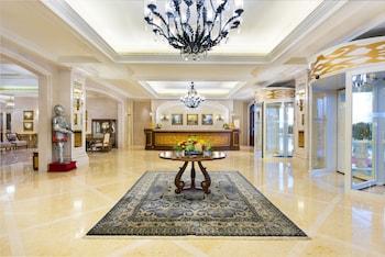 マカオ、ロックス ホテルの写真