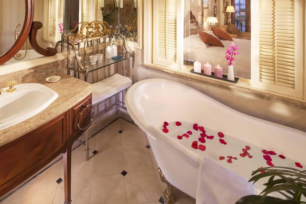 高級客房, 城市景觀 - 浴室
