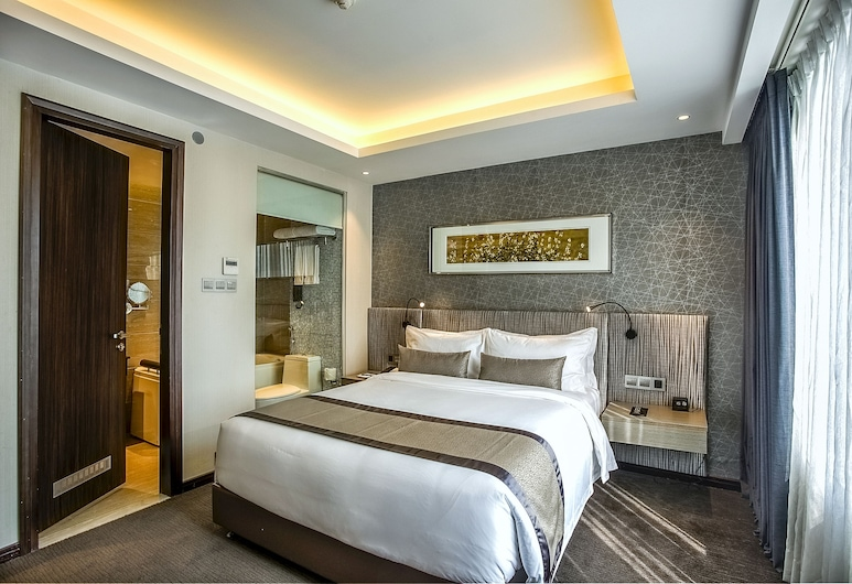 Best Western Plus Maple Leaf, Dhaka, Executive suite, Soba za goste