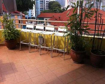 싱가포르의 G4 스테이션 백패커스 호스텔 사진