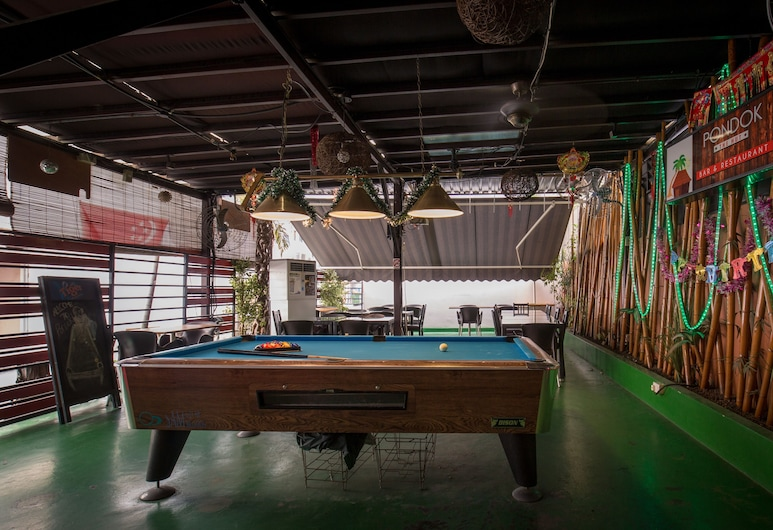 G4 Station Backpackers' Hostel, Singapore, Billiards