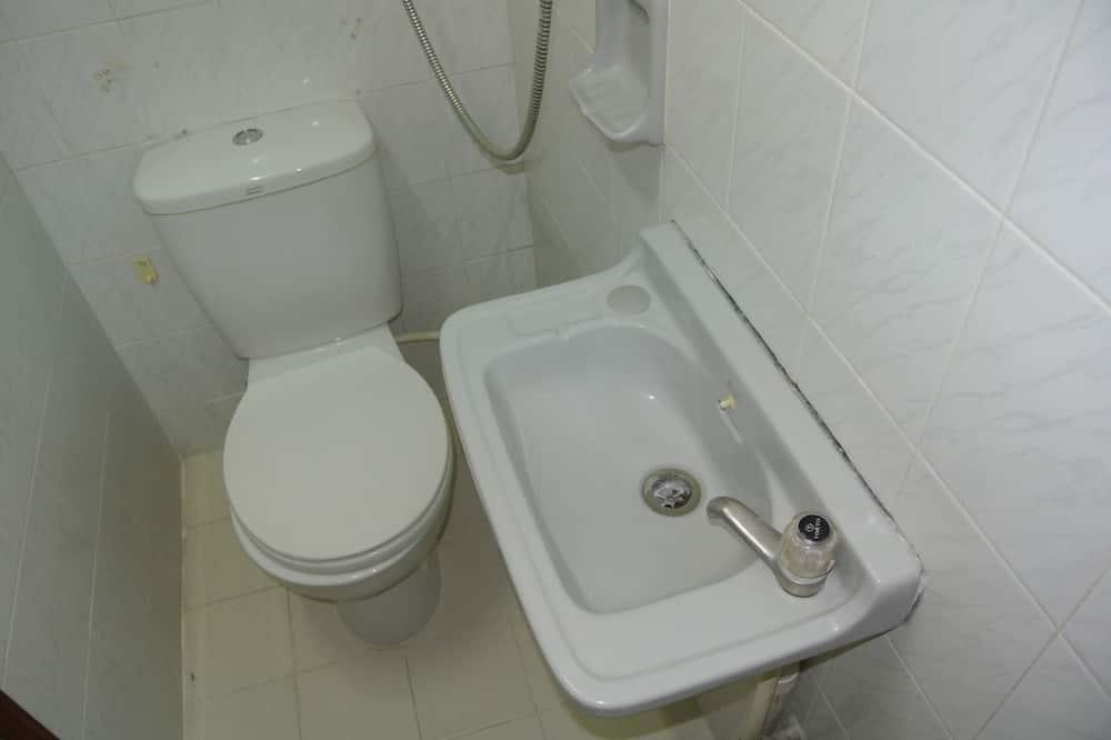 單人房, 共用浴室 (No Windows) - 浴室