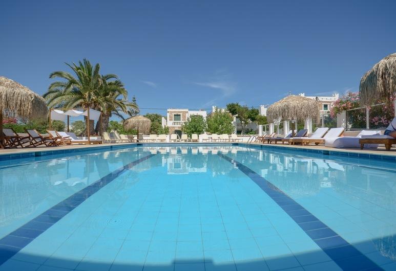 Naxos Beach Hotel, Naxos, Pool
