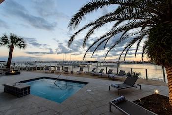 Foto van Marker 8 Hotel & Marina in St. Augustine