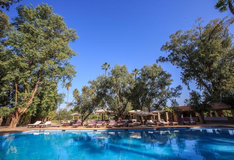 La Gazelle d'Or, Taroudannt, Vonkajší bazén