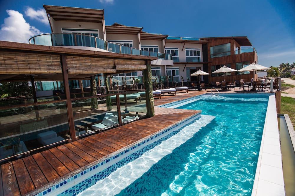King Room with Sea View - Plaj/Okyanus Manzarası