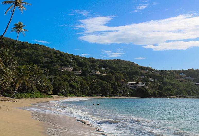 Sugarapple Inn, Pulau Bequia, Pantai