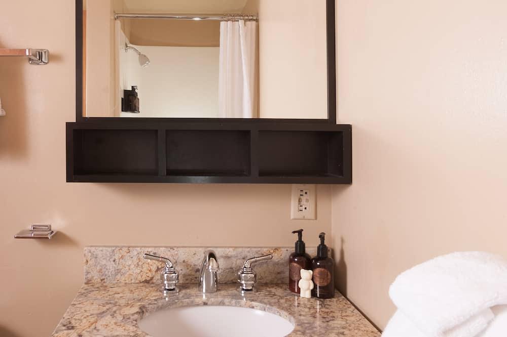 프리미엄룸, 퀸사이즈침대 1개 - 욕실