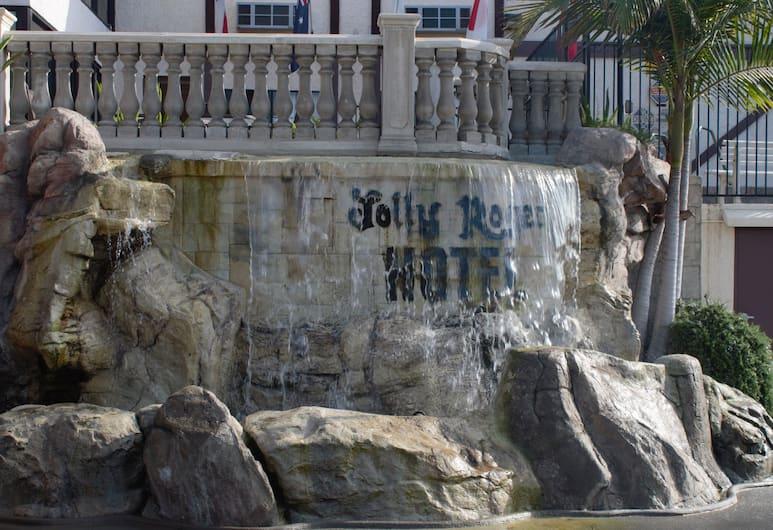 Jolly Roger Hotel, Marina del Rey