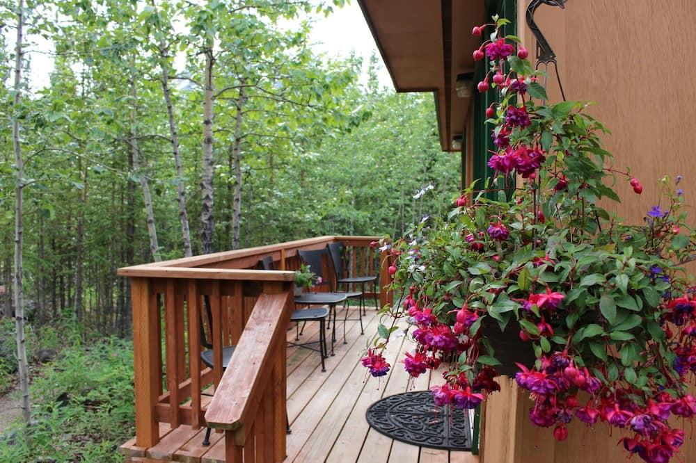Standardna kuća u prirodi - Balkon