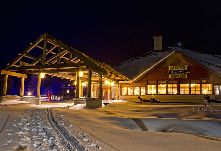 Old Faithful Snow Lodge & Cabins - Inside the Park, Parque Nacional Yellowstone, Exterior