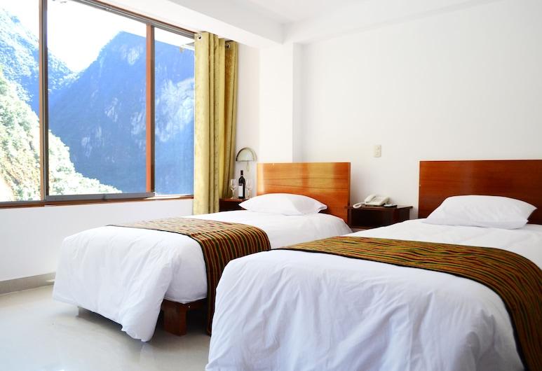 Flower's House MachuPicchu, Machu Picchu, Chambre Standard avec lits jumeaux, 1 chambre, salle de bains privée, Chambre