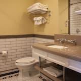 Premium Hotel Room, 1 King - Bathroom
