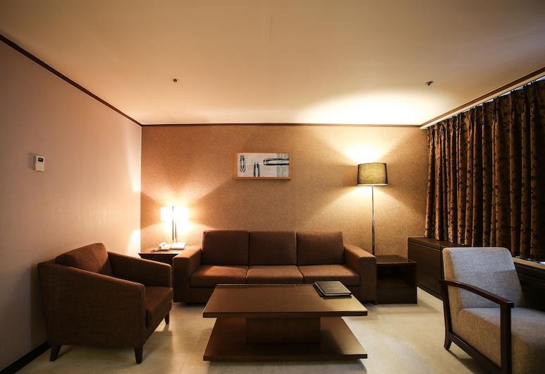 Hotel Interciti, Daejeon, Suite (Triple, Max - 4 Guests), Area Keluarga