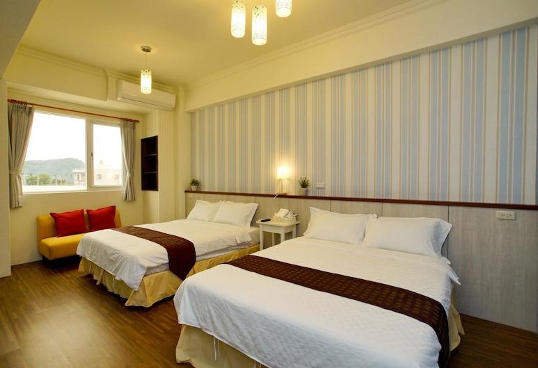Soft Travel Hostel, Taitung, Neljatuba, Tuba