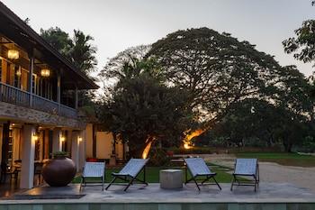 Mynd af Baan Suan Residence í Chiang Mai