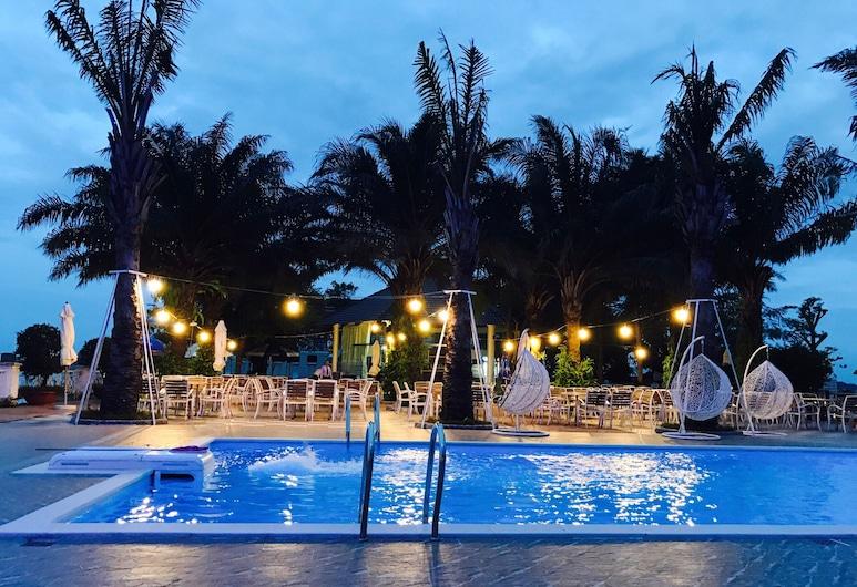 Nesta Hotel, Can Tho, Vanjski bazen