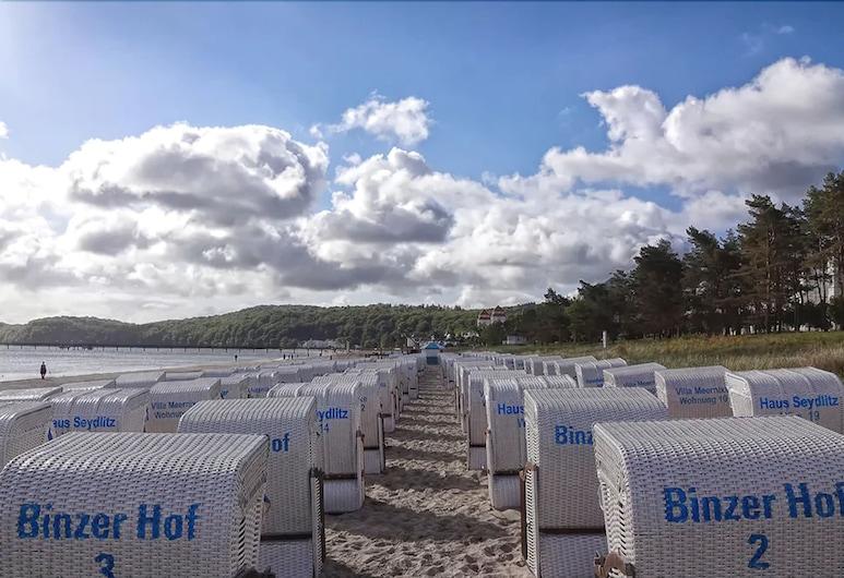 Hotel Binzer Hof, Binz, Beach
