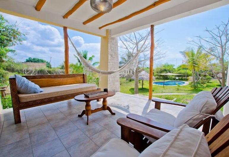 Casa Cabana Beach, Vilanculos, Habitación doble estándar, Sala de estar
