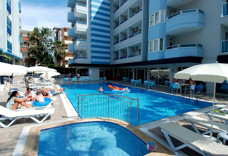 Kleopatra Ramira Hotel - All Inclusive, Alanya, Açık Yüzme Havuzu