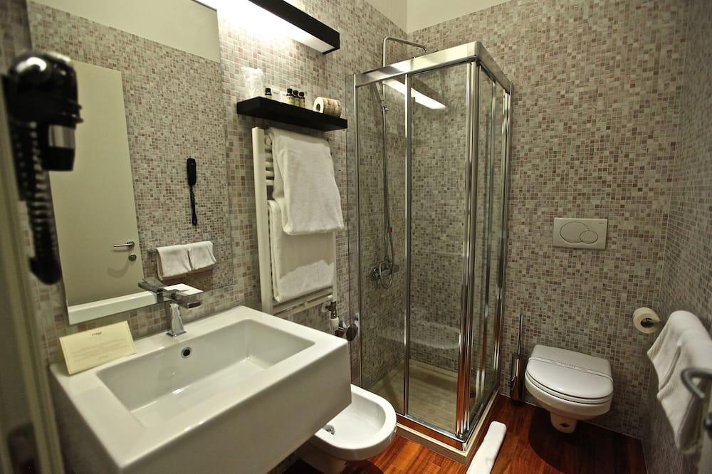 Двухместный номер «Комфорт», одноместное размещение - Ванная комната