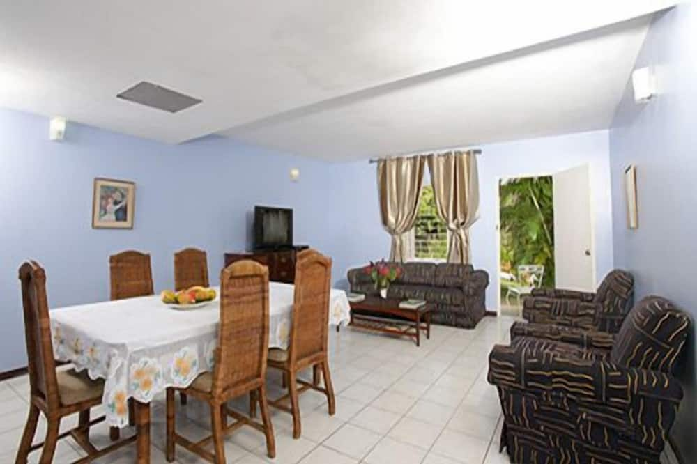 Štandardná izba (in Townhouse) - Obývacie priestory