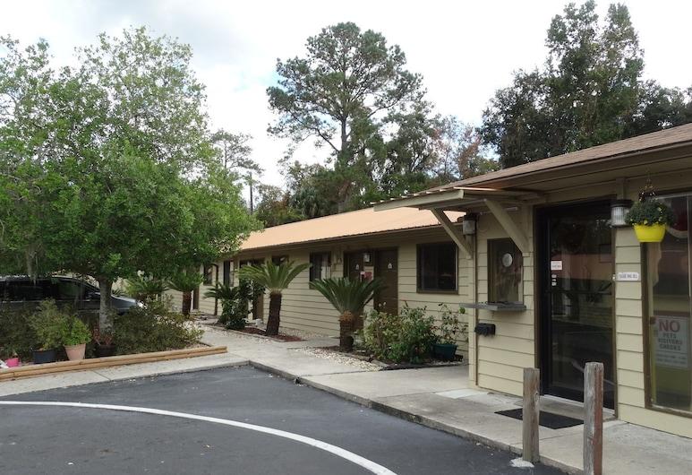 Budget Inn , Gainesville, Lobby