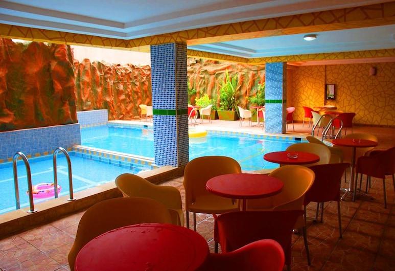 戈瑪希恩酒店, 馬拉喀什, 室外用餐