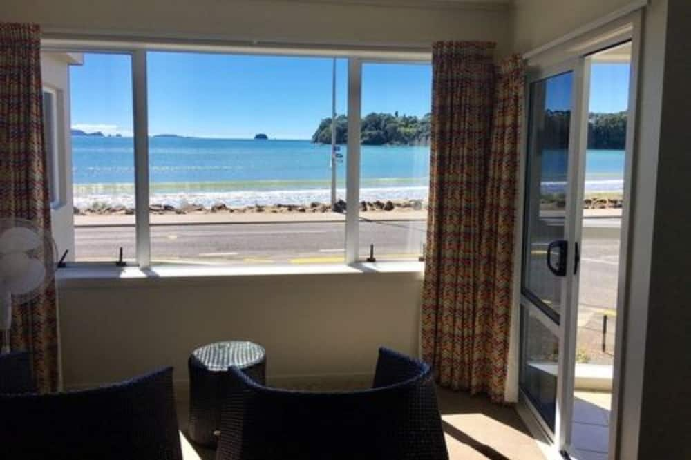 First Floor Two Bedroom with Kitchenette and Sea View - View from room