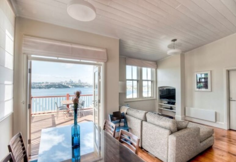 Cockatoo Island, Cockatoo Island, Harbour View Apartments (23A and 23B) , Guest Room View
