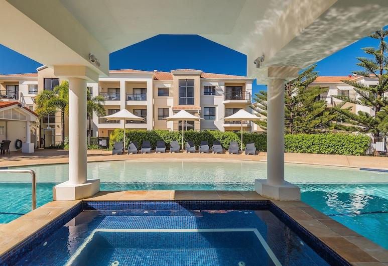 The Sands Resort, Yamba, Piscina