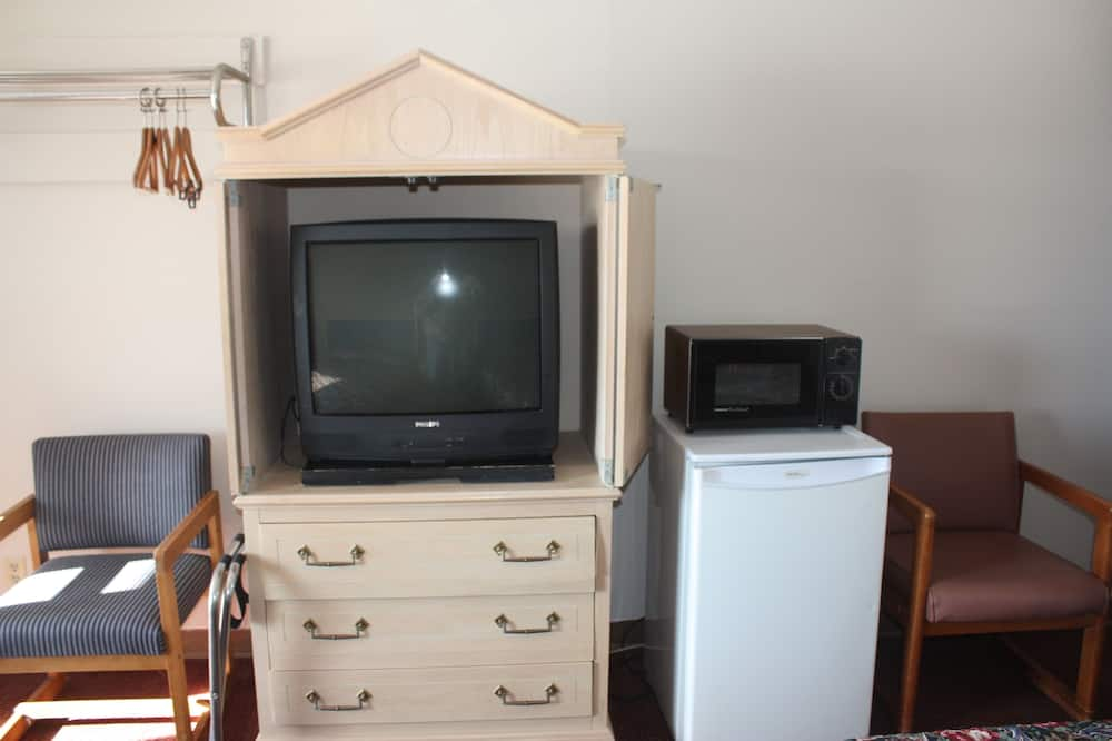 Classic-dobbeltværelse - Opholdsområde