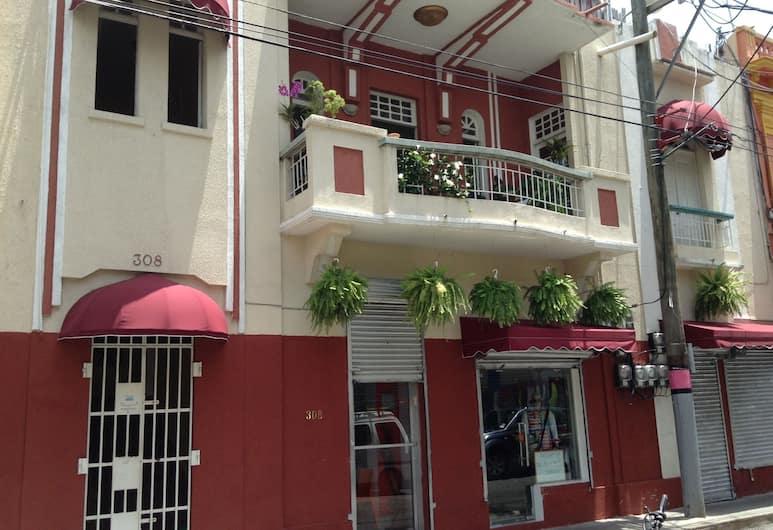 Adam Suites, Santo Domingo, Exterior