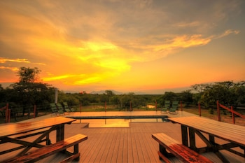 Foto van Cheetah Paw Eco Lodge in Hoedspruit