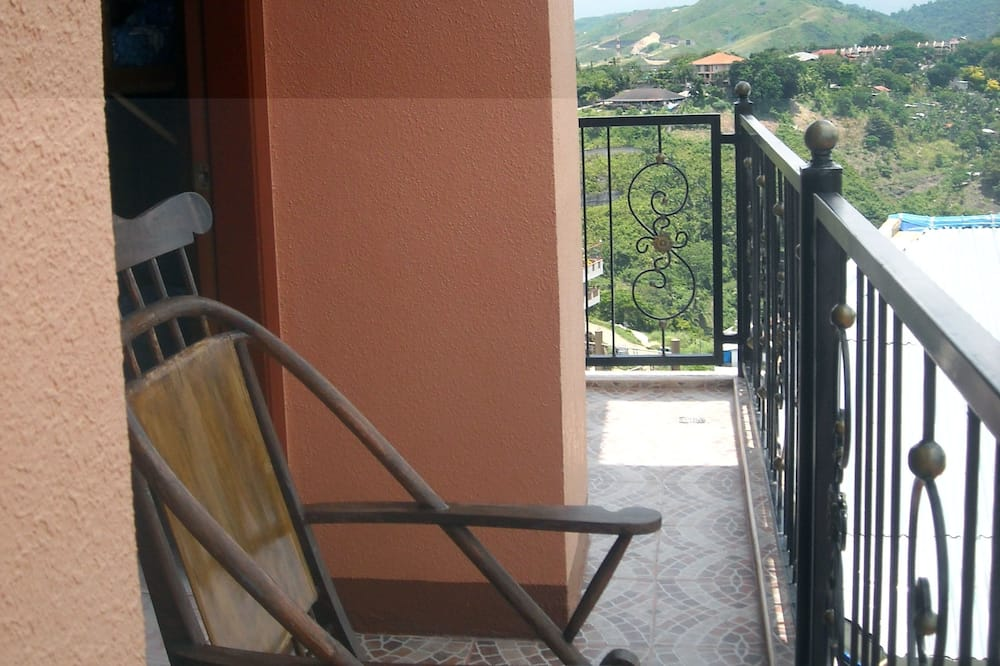 Dormitorio compartido, dormitorio mixto (Room A) - Balcón