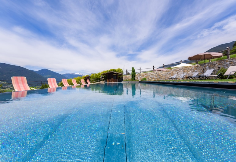 Hotel Fischer, Bressanone, Outdoor Pool