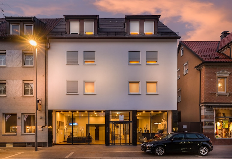 Novum Hotel Bruy, Stuttgart, Pohľad na hotel