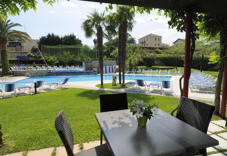 Residence i Cormorani, Loano, Gazebo