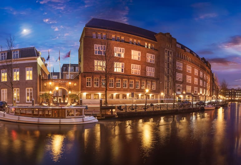 Canal House Suites at Sofitel Legend The Grand Amsterdam, Amsterdam, Suite, Ausblick