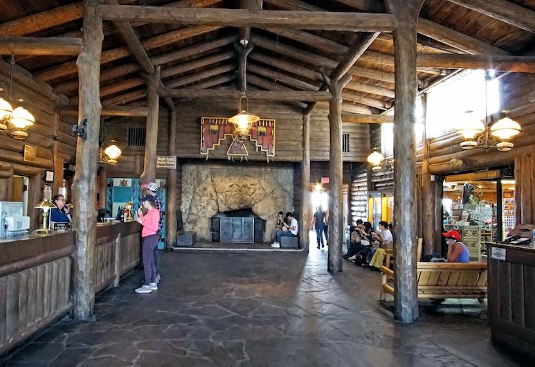 Thunderbird Lodge - Inside the Park, Gran Cañón, Recepción
