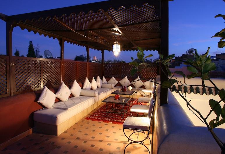 拉克羅斯伯貝爾里亞德酒店, 馬拉喀什, 酒店酒吧