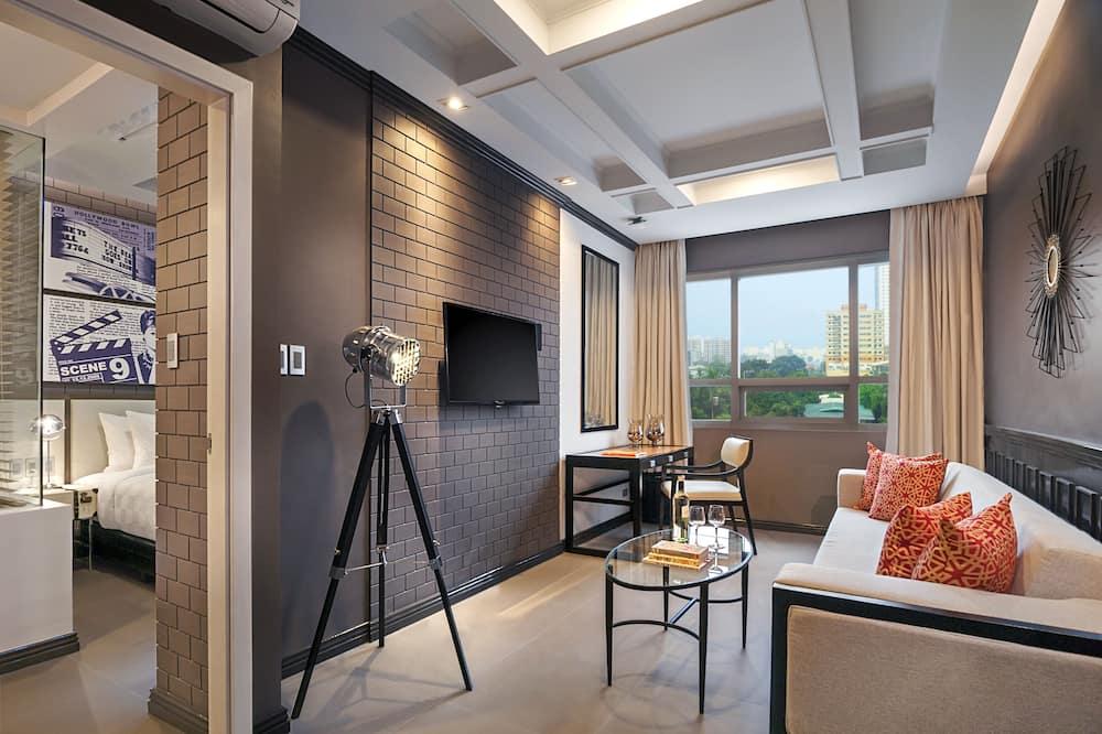 Zimmer (Fabulous Suite) - Wohnzimmer